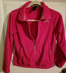 The North Face Fleece Jacket size Large 14-16